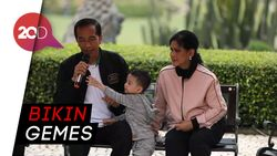 Saat Jan Ethes Ganggu Jokowi