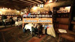 Candido, Restoran Legendaris di Madrid