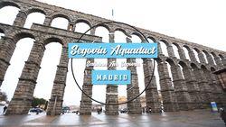 Segovia Aquaduct, Saluran Air Peninggalan Romawi yang Menakjubkan