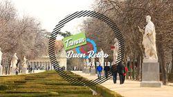 Taman Buen Retiro, Taman Terbesar di Madrid