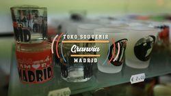 Toko Souvenir Granvia, Madrid