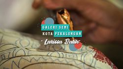 Larissa Batik, Galeri Seni Kota Pekalongan