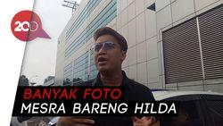 Akun Lawas Kriss Hatta Eksis Lagi, Billy Syahputra Masa Bodoh