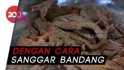 Cara Alami Awetkan Ikan ala Masyarakat Banda