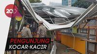 Cerita Detik-detik Angin Menerjang Rasuna Garden