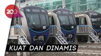 MRT HI-Lebak Bulus Diberi Nama Ratangga