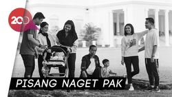 Saat Kaesang Protes Cuitan Jokowi