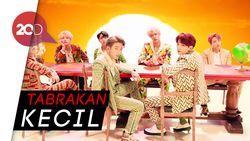 Usai Konser di Taiwan, BTS Sempat Terlibat Kecelakaan