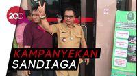 Kades Pendukung Sandiaga Dituntut 6 Bulan Penjara