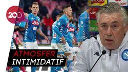 Teror Anfield Tak Buat Napoli Gentar
