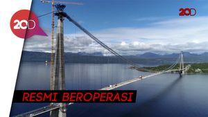 China Bangun Jembatan Kedua Terbesar di Norwegia