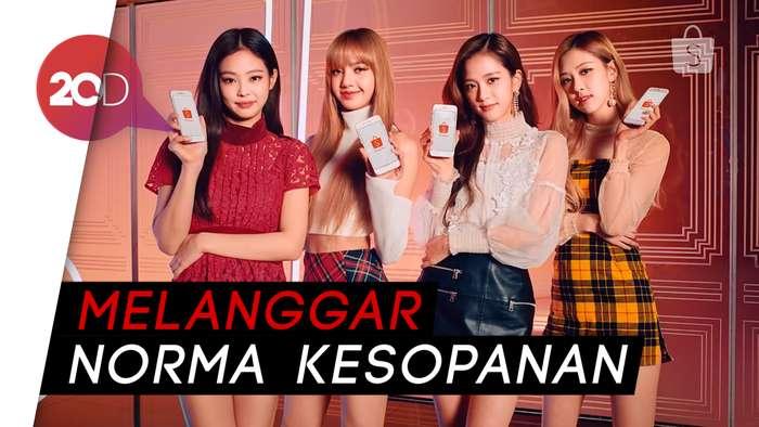 KPI Tegur 11 TV yang Tayangkan Iklan BLACKPINK Shopee