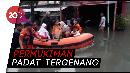 Warga Pekanbaru Dievakuasi dari Banjir, Ada Wanita Alami Keguguran