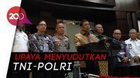 Wiranto Bantah TNI-Polri Gunakan Bom di Papua