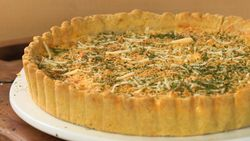 Resep Onion Cheese Pie