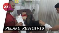 Garong Rumah di Makassar Didor Polisi