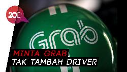 Kantor Grab Surabaya Disegel Ratusan Driver