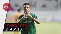 Osvaldo Haay Jadi Pemain Muda Terbaik Liga 1 2018