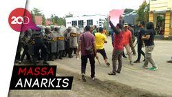 Polres Aceh Utara Gelar Simulasi Kerusuhan Pemilu 2019