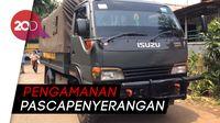 TNI AD Ikut Bersiaga di Polsek Ciracas