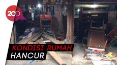 Tak Hanya Polsek Ciracas, Rumah Pengeroyok TNI Juga Diamuk Massa