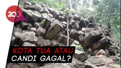 Watu Bahan, Batu Tua yang Tersusun Rapi di Perbukitan Pekalongan