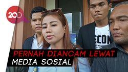 Adik Vicky Dianiaya, Ada Hubungannya dengan Angel Lelga?