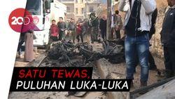 Bom Mobil Meledak di Rumah Sakit Suriah