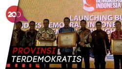 DKI Jakarta Sabet Indeks Demokrasi Tertinggi Versi BPS