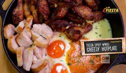 Resep Fiesta Spicy Wings Cheesy Hotplate