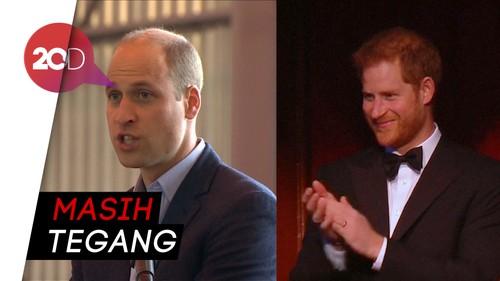 Hmm.. Ternyata Pangeran William Kurang Sreg dengan Harry-Meghan