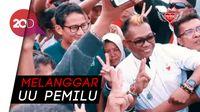 Kades Pendukung Sandi Divonis 2 Bulan Penjara