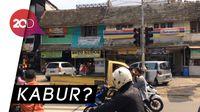 Pascapengeroyokan TNI, Jukir di Pertokoan Ini Menghilang
