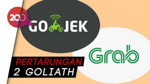 Peta Persaingan Gojek Vs Grab, Rivalitas Super Apps Asia Tenggara