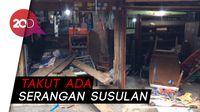 Ketakutan Warga Usai Rumah Pemukul TNI Diamuk Massa