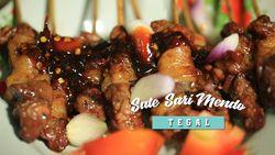 Sate Sari Mendo, Kuliner Khas Tegal