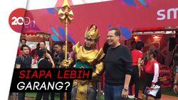 Gini Jadinya Kalo Pak CT Ketemu Zilong Mobile Legends