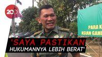 Jika TNI Terlibat Perusakan Polsek Ciracas, Siap-siap Dipecat!