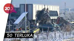 Kereta Cepat Turki Kecelakaan, 9 Penumpang Tewas
