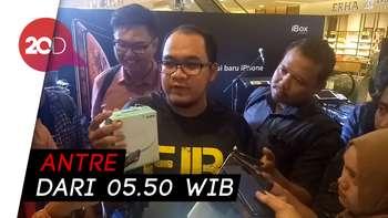 Perjuangan Pembeli Pertama iPhone XR di Indonesia