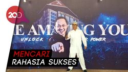 10.000 Orang Ikut Training ESQ The Amazing You