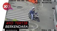 Pesan Kocak Ridwan Kamil ke Pelanggar Lalu Lintas