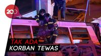 Trem Terguling di Portugal, 28 Orang Terluka