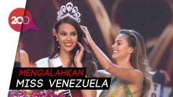 Catriona Gray Asal Filipina Juara Miss Universe 2018