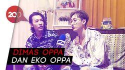 Awal Mula Cerita Donghae dan Eunhyuk Dipanggil Dimas-Eko