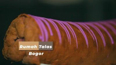 Berburu Olahan Talas di Bogor