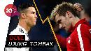 Adu Magis Nomor 7, Ronaldo Vs Griezmann
