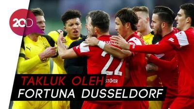 Rekor Tak Terkalahkan Dortmund Cukup Sampai di Sini!
