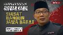 Blak-blakan Ridwan Kamil, 100 Hari Menjabat Gubernur Jawa Barat