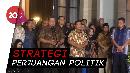 Pertemuan Prabowo - SBY Bahas Strategi Pemenangan